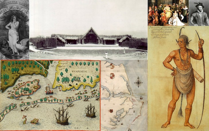 The Roanoke Colony on Roanoke Island in Dare County, present-day North Carolina, United States, was a late 16th-century attempt by Queen Elizabeth I to establish a permanent English settlement.
