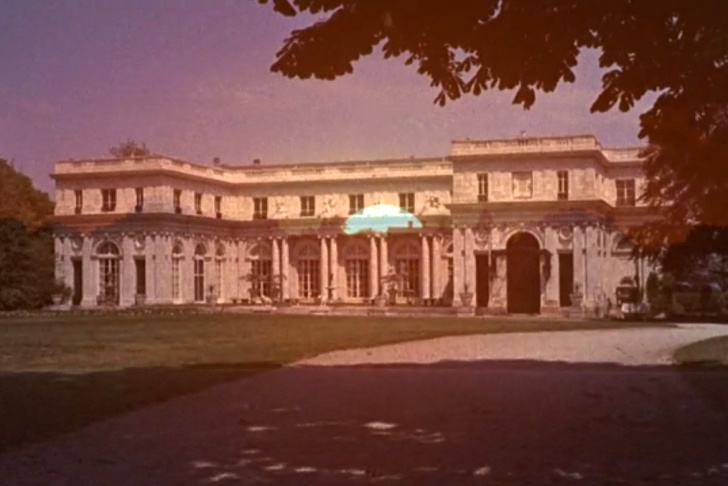 The Great Gatsby And True Lies Scenes Location Rosecliff