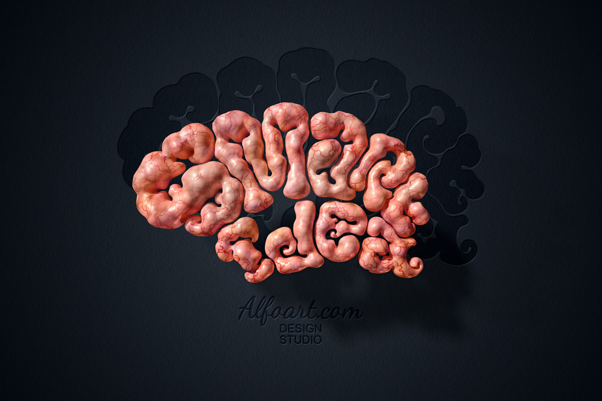How to create realistic brain text effect this adobe photoshop learn how to create realistic brain text effect this adobe photoshop tutorial will show how baditri Gallery