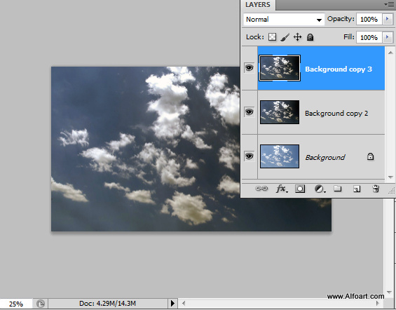Earth Day Clouds Text Effect. Green Planet beatuful Photo Manipulation with the realistic clouds around.