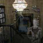 The Ghost in the old House