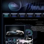 Platinum Shiny, Glossy and Slick Web Design