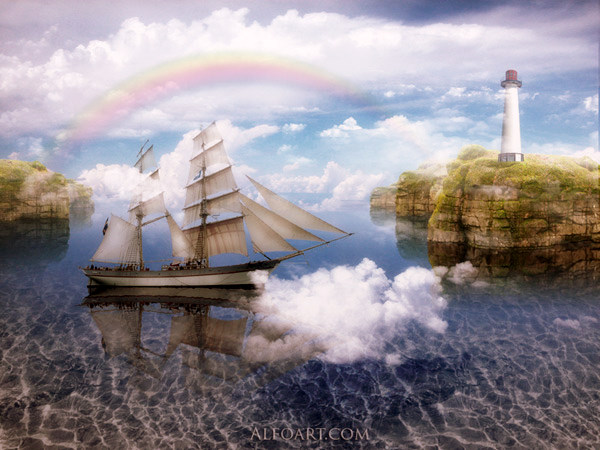[Video TUT] Hướng dẫn ghép ảnh với con thuyền ấn tượng Ship_medium