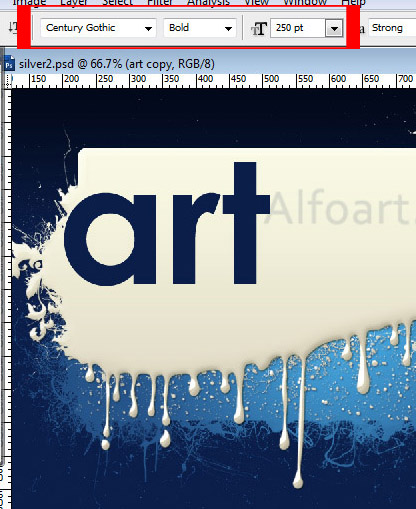 Glossy and creative art blog web design, splatters, splashes, paint brushes.